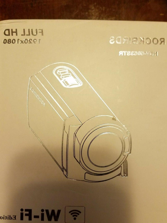 Camera 1920x1080p