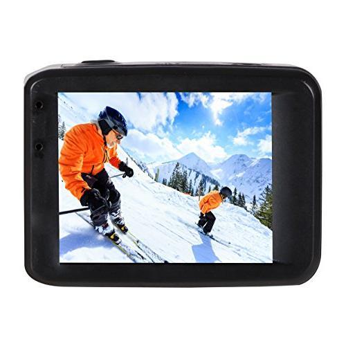 Vivitar Camera, DVR786HD-BLK