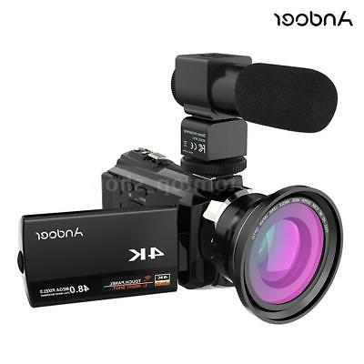 WiFi ULTRA HD 1080P Digital Camera