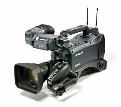 ag hpx370pj shoulder mounted progressive video camera