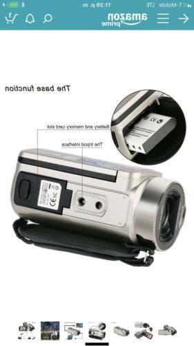 Besteker video camcorder