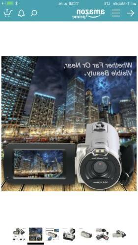 Besteker digital camcorder