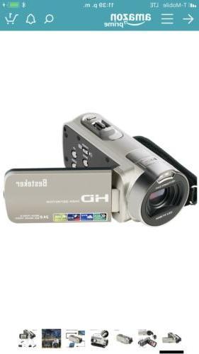 digital video camera camcorder
