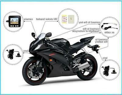 biker motorcycle action dvr