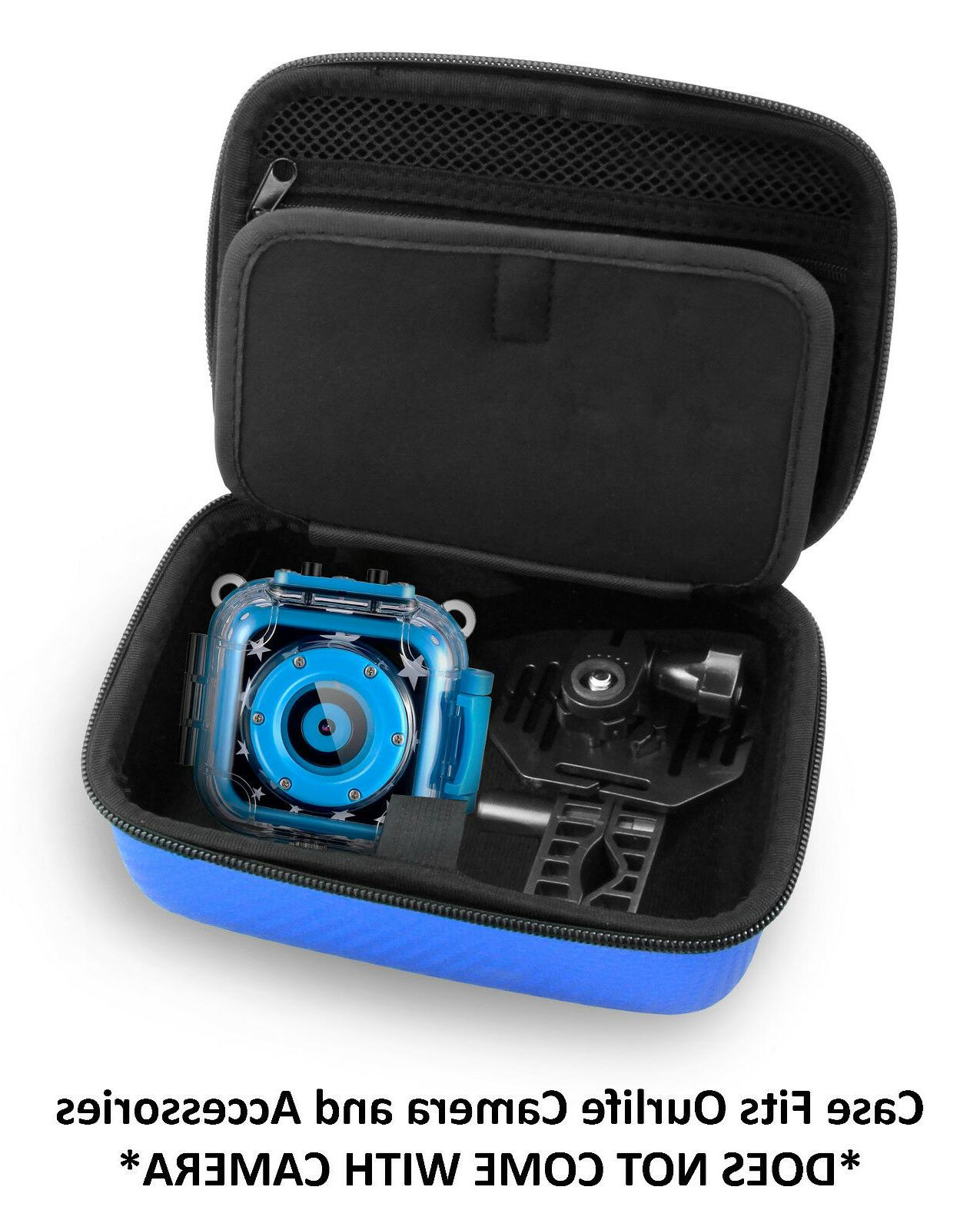 Blue KIDCASE Kids Camera Camera, and