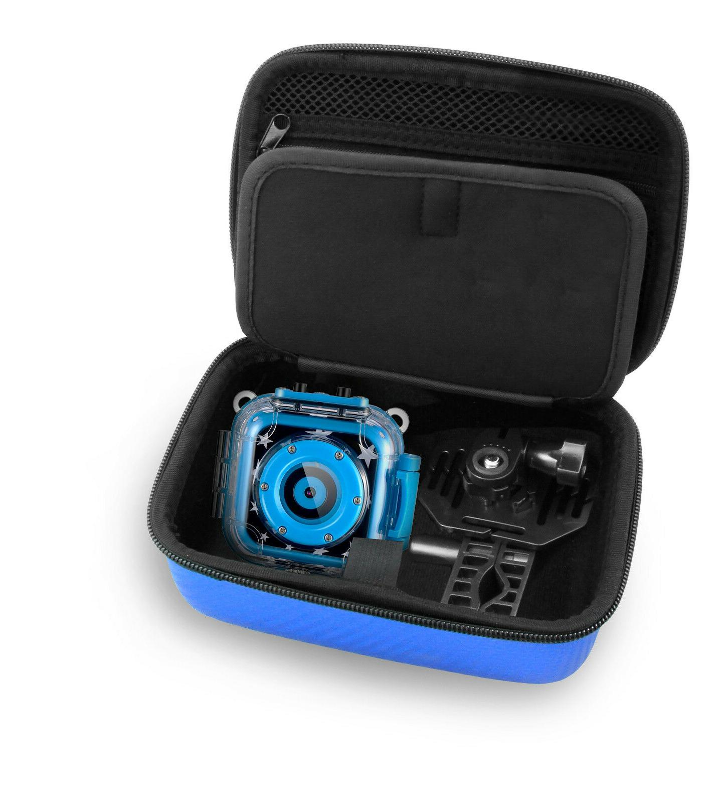 blue kidcase fits ourlife kids camera