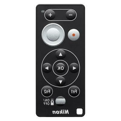 Nikon Bluetooth Camera Remote Control, Black