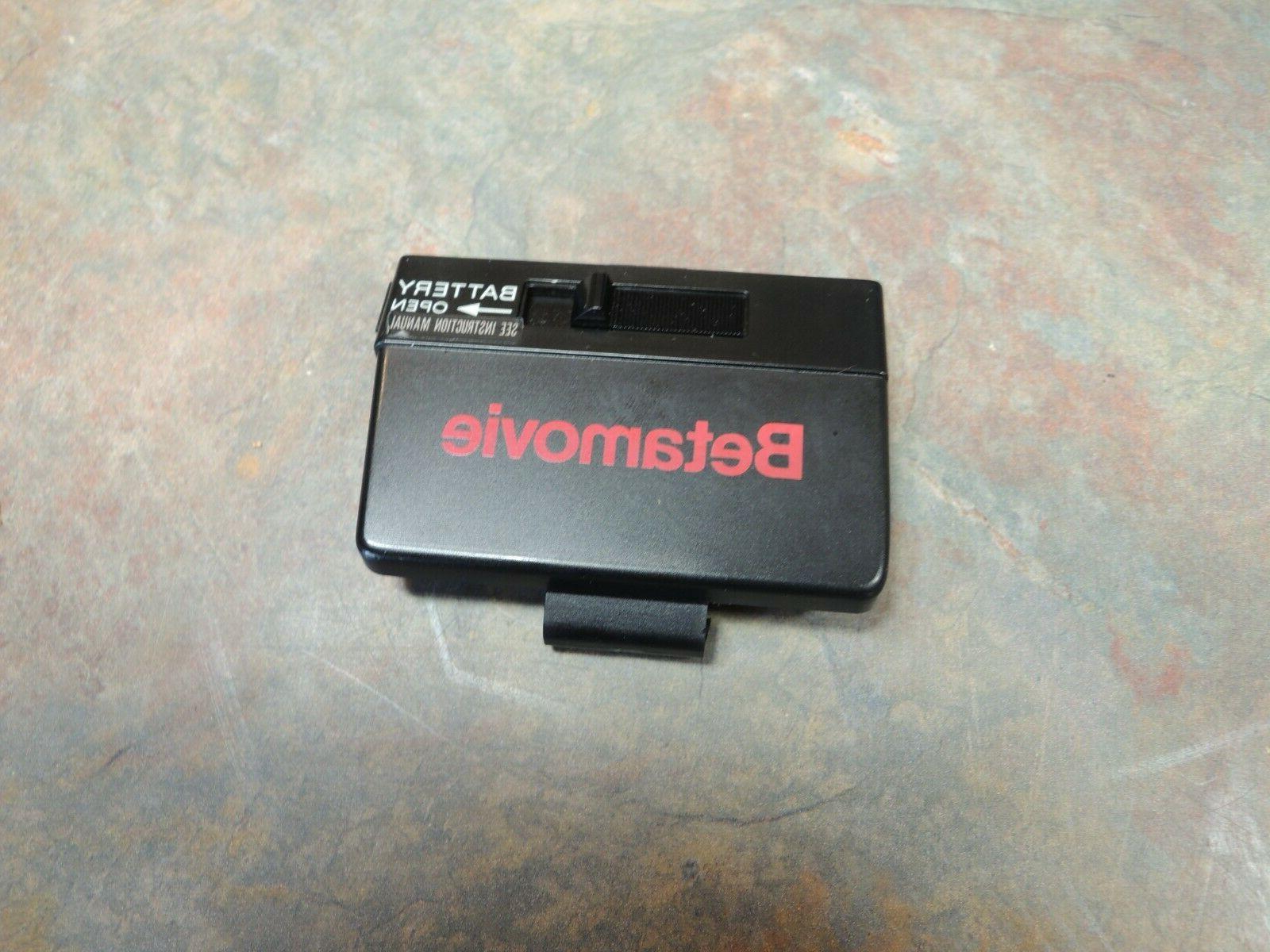 SONY Camcorder Video VTG Beta BMC