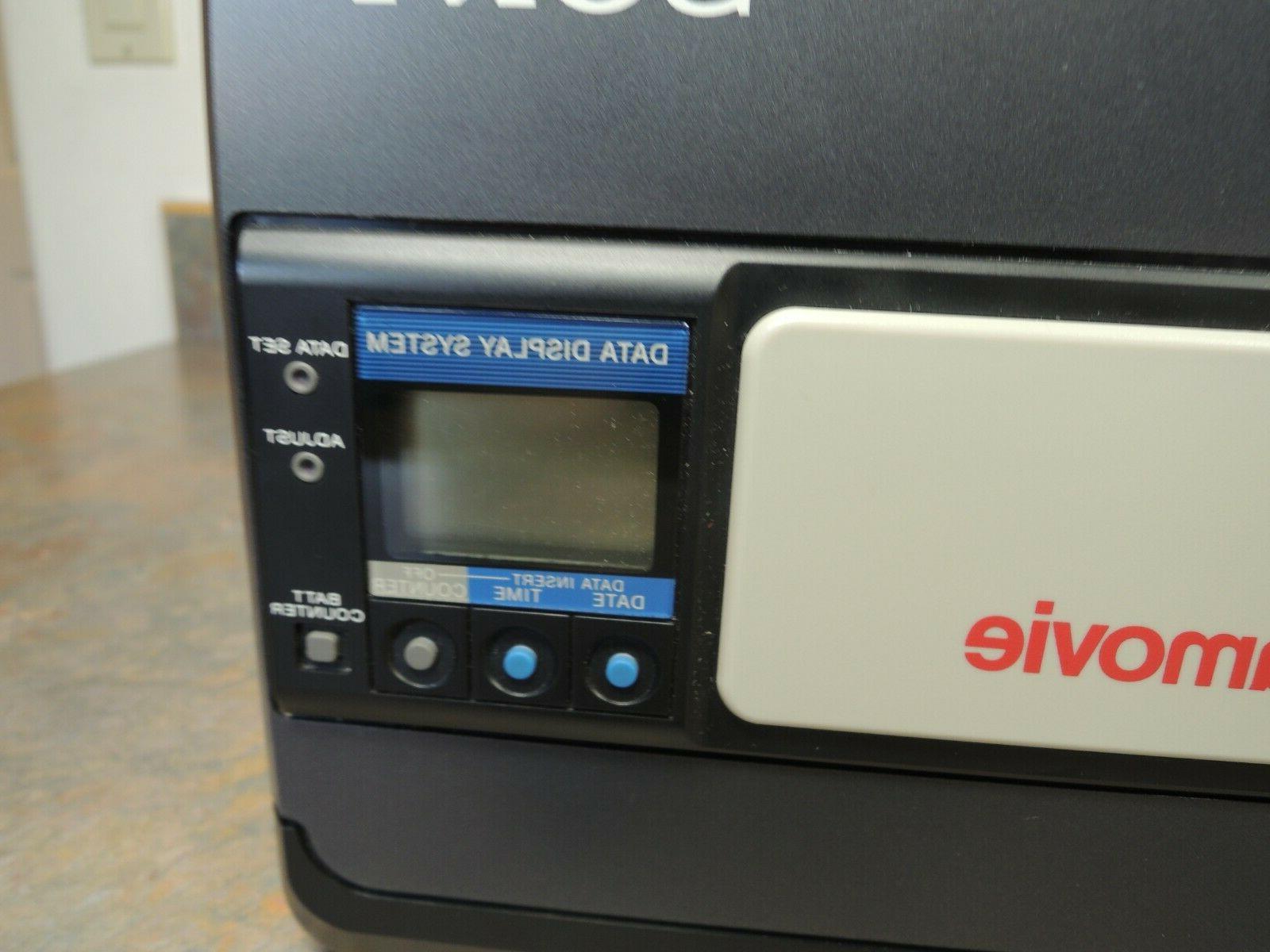 SONY Camcorder Video Camera VTG BMC 550 WORKS