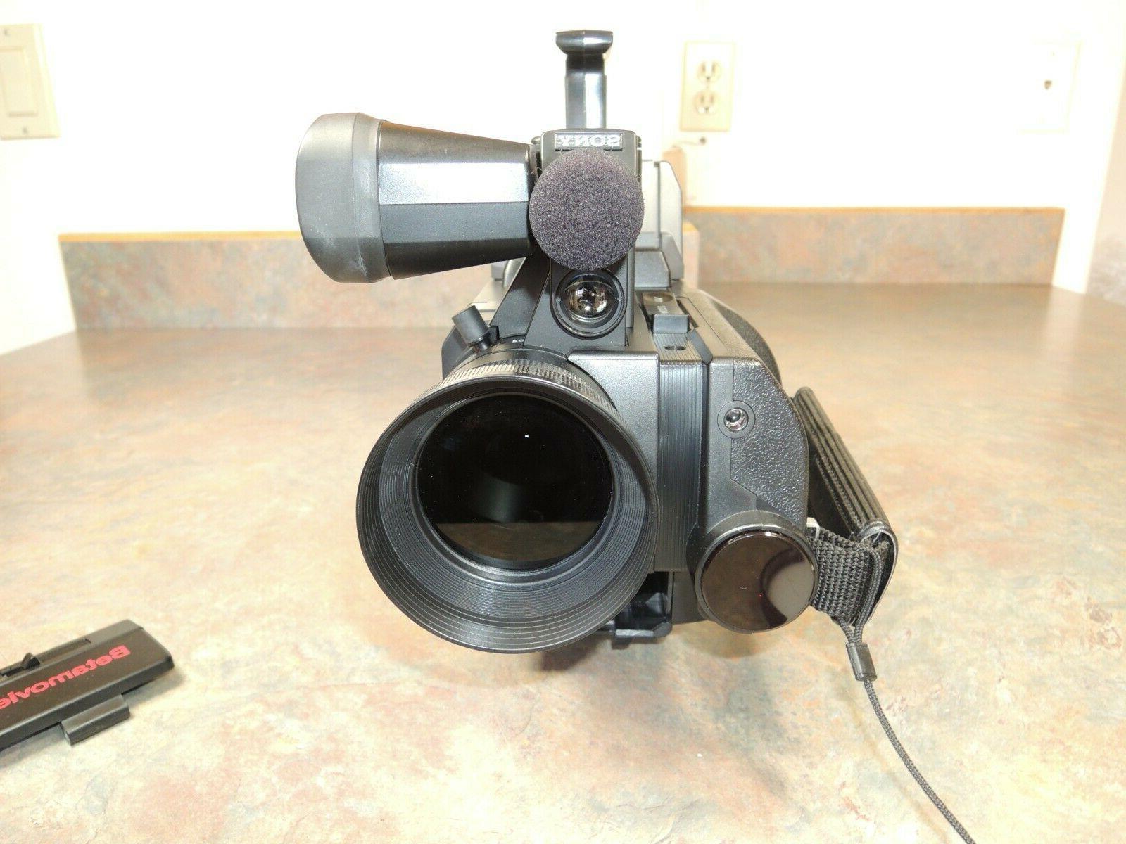SONY Video VTG BMC 550 WORKS