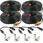 Amcrest 60 Foot BNC Coaxial Cable for CCTV Security HDCVI Ca