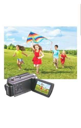 Camcorder,Besteker IR Vision HD Video Camera