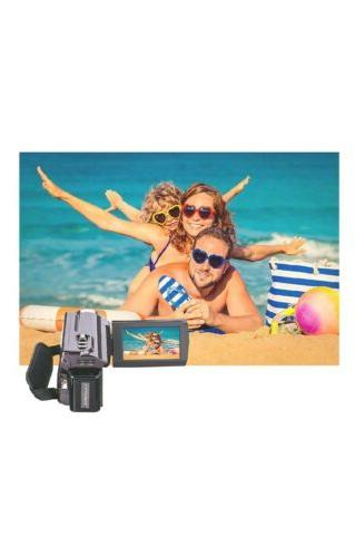 Camcorder,Besteker IR Night Vision Video with