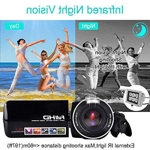 Video with IR Night Vision, Pixels Digital Video Recorder
