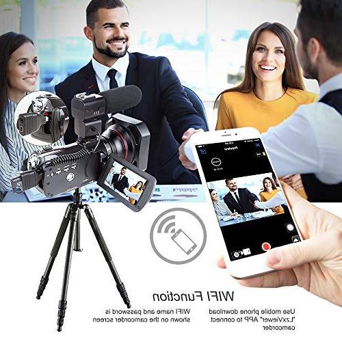 4K 1080P 24MP WiFi Night Microphone Angle Lens,Lens Hood