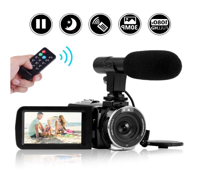 Camcorder Full HD 1080P Camcorder