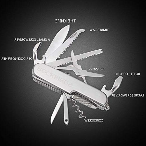 Multitool Knife- in