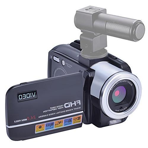 camcorders fhd portable camcorder hdmi