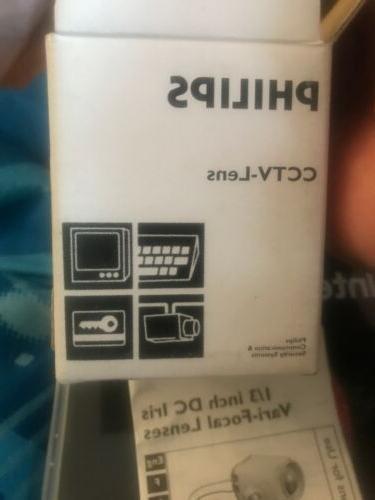 Philips Video Lens LTC 3364/31 F1.4 K36