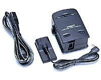 Canon CH-910 Dual Battery Charger & Holder for Elura, Optura