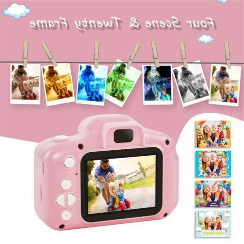 Children Cameras Kids 13MP Toddler Recorder For