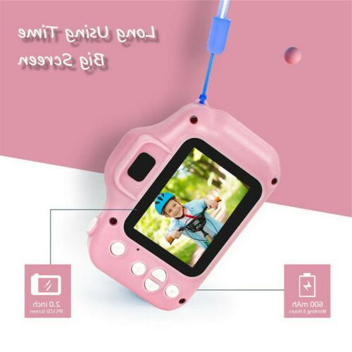 Children Digital 13MP 1080P Video Recorder Boys Girls
