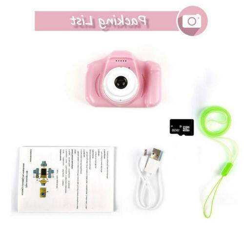 Children Cameras 13MP Toddler Recorder For Boys