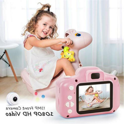 Children Digital 13MP 1080P Recorder For Boys