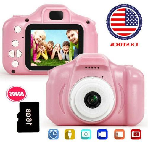 children digital cameras kids 13mp 1080p toddler
