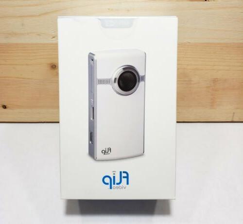 cisco flip ultrahd video camera camcorder 4gb