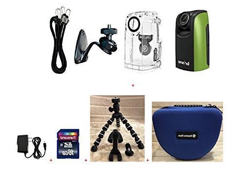 Brinno Construction Camera BCC100+Smartec Cam Bag+Smartec Tr