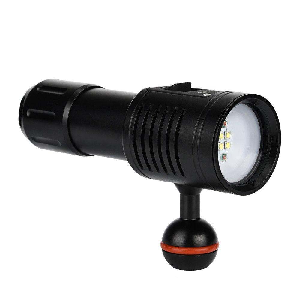 Deep Underwater Scuba Light Lamp
