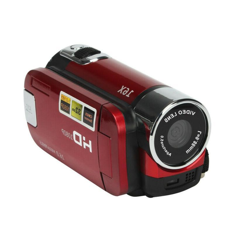 Digital HD TFT LCD 24MP 16x AV Night Vision