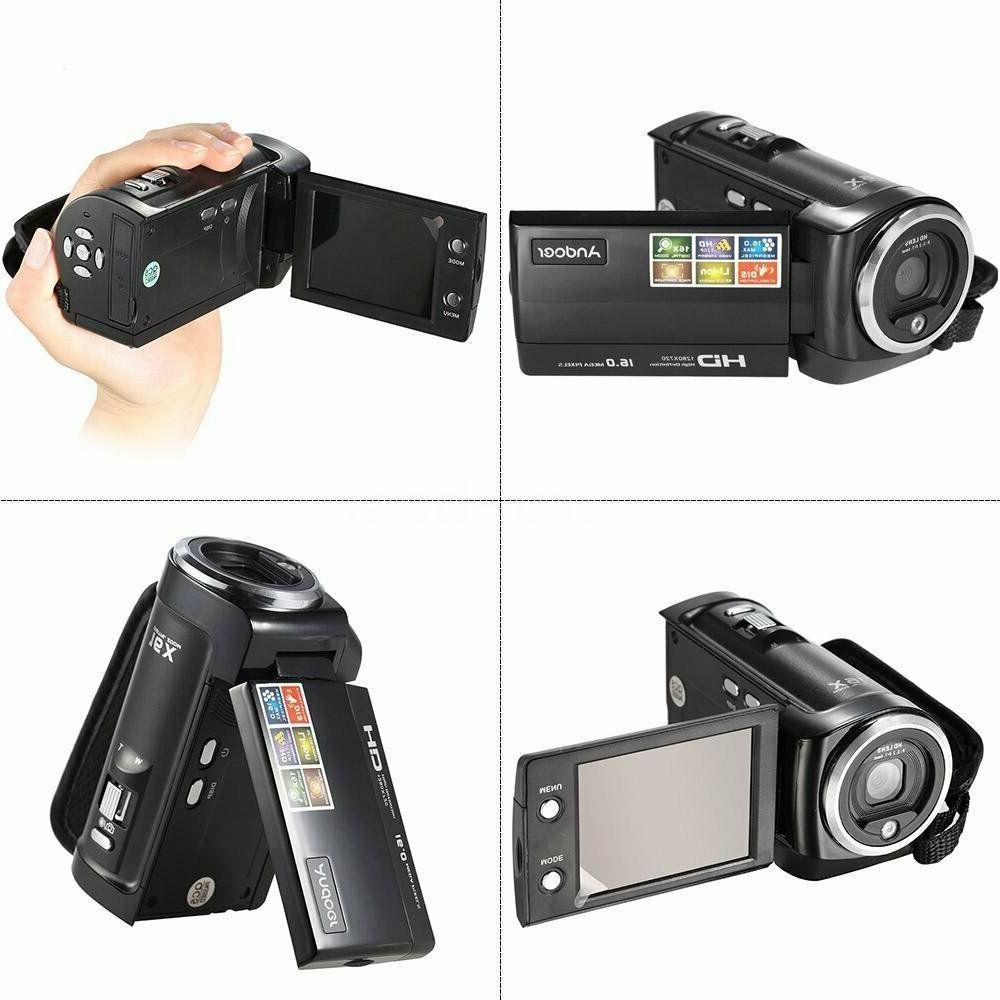 Andoer, Digital HD, LCD 16xDigital
