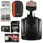 Transcend DrivePro 130 1080p HD Wi-Fi Car Dashboard Video Re