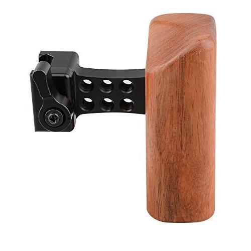 dslr wood wooden nato handle