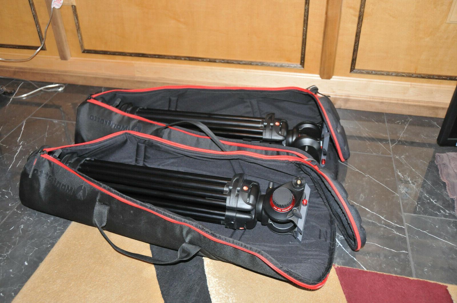 Dual Camera Studio Equipment Package