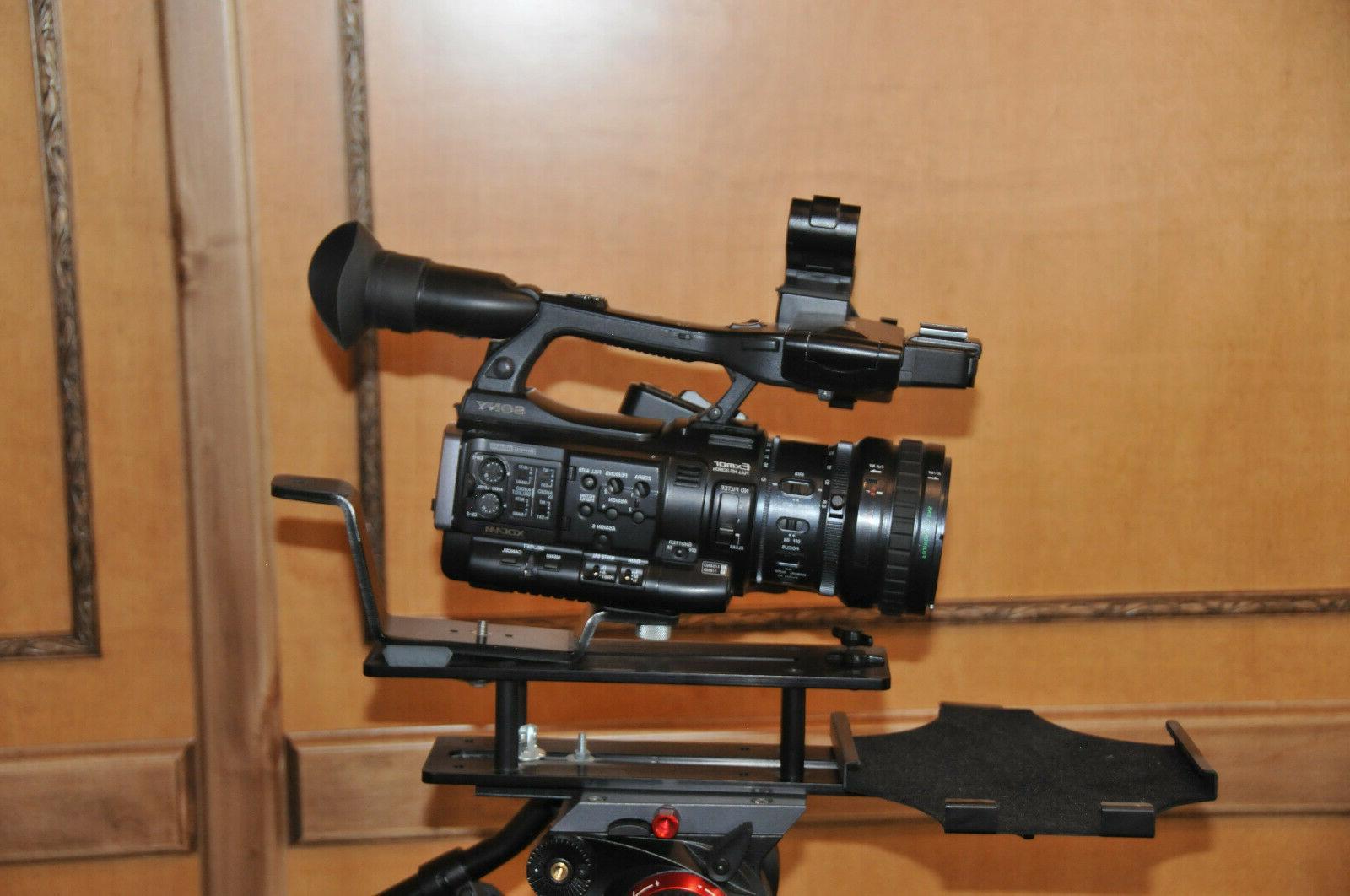 Dual Video Studio Equipment