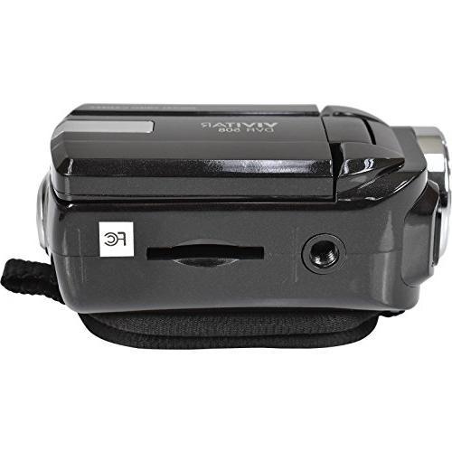 Vivitar Full HD Camcorder - Purple