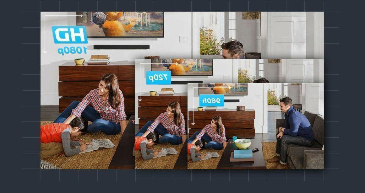 Amcrest 1080P HDCVI 16CH Video 8 x Cameras