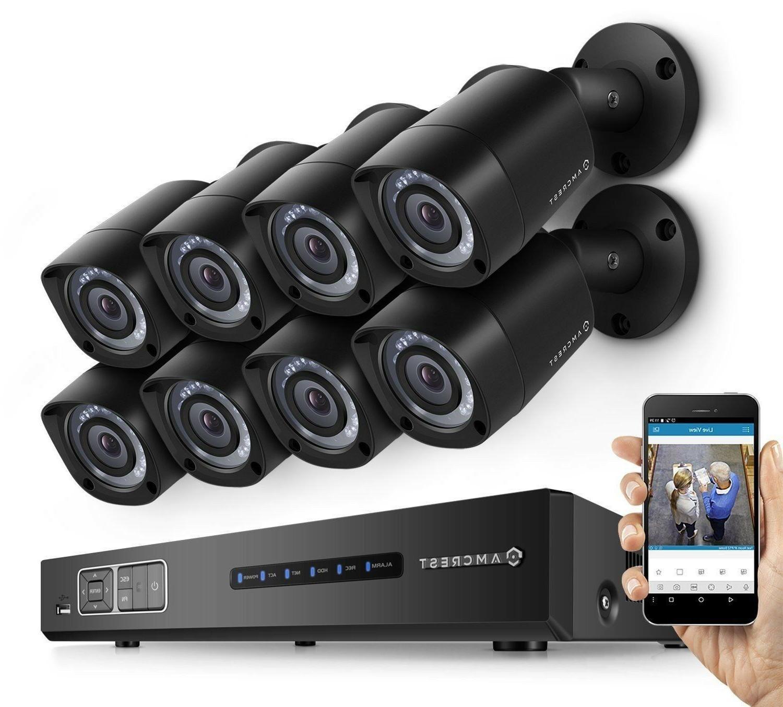eco series 1080p hdcvi 16ch video security
