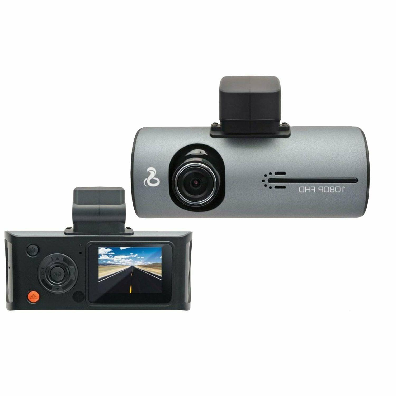 Cobra Electronics Drive HD Dash Cam with GPS