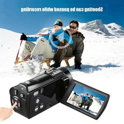 "#US Stock Andoer 3.0"" 16X Video Camera Camcorder"