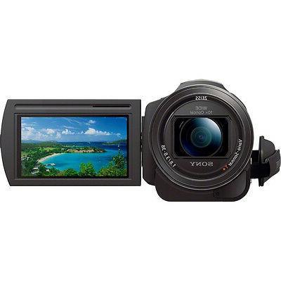 Sony FDR-AX33/B - Camcorder Bundle