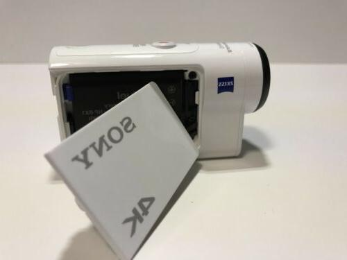Sony FDR-X3000R Cam Wi-fi &