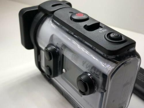 Sony FDR-X3000R 4k Cam Camcoder Camera Wi-fi