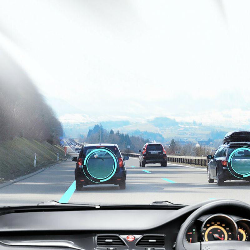 Car Dual Cameras Vehicle Rear Recorder
