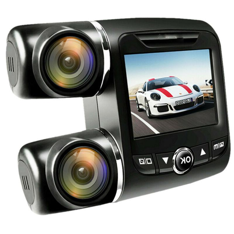 FHD 2inch Wifi Car Lens Cameras Vehicle Rear Recorder