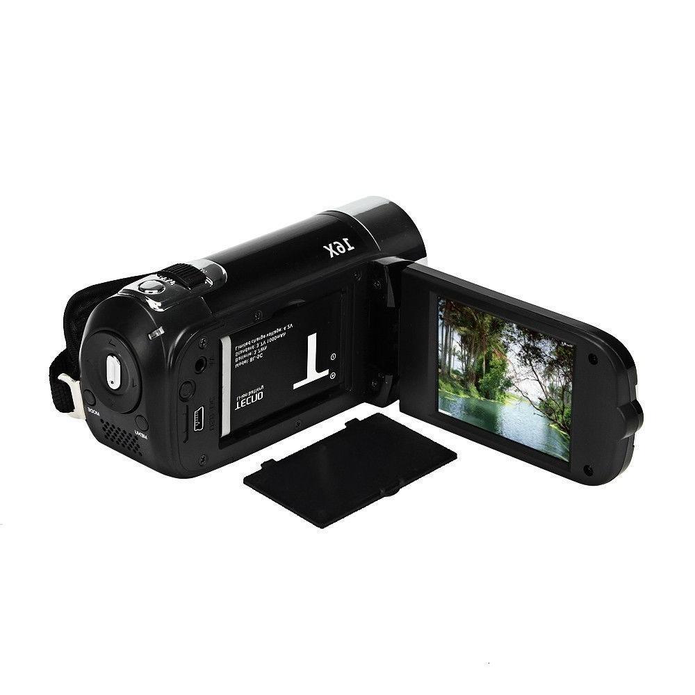 EastVita Camcorder 16x High Camcorder Inch TFT Zoom <font><b>Camera</b></font> plug r25