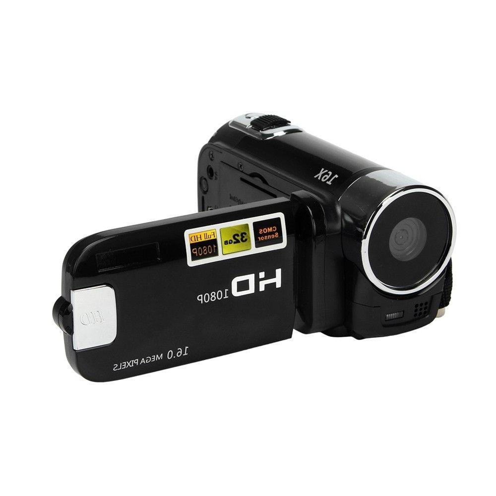 EastVita Camcorder 16x High Definition <font><b>Video</b></font> Camcorder 2.7 TFT LCD Zoom <font><b>Camera</b></font> us plug r25
